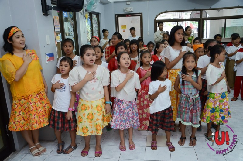 801 Buwan ng Wika Celebration with Right Start | Volunteer