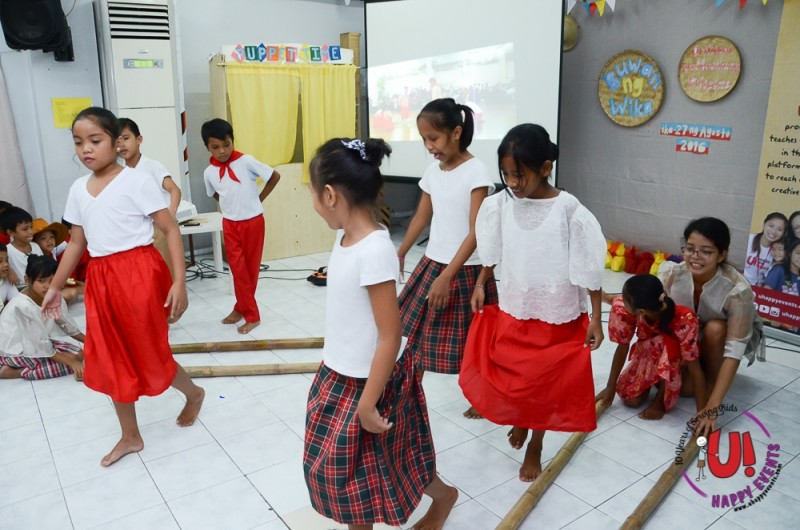 801 Buwan ng Wika Celebration with Right Start   Volunteer
